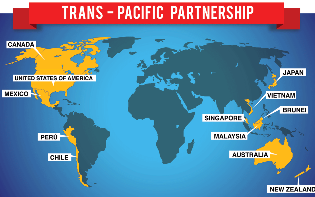 Acuerdo Transpacífico TPP, El Mundo Que Viene