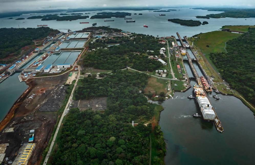 Panamá Estrena Canal